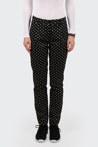 Good As Gold Online Clothing Store Mens Womens Fashion Streetwear Nz Natalie Spot Pants Black Spot