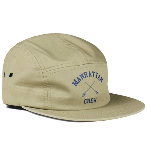Only Ny Manhattan Crew Cap In Khaki Huh. Store