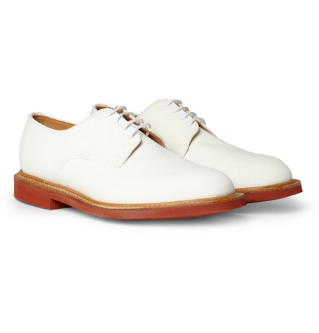 Mark Mcnairy Suede Derby Shoes Mr Porter
