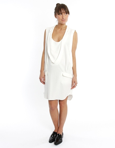 AVHASHBY Juan Dress Pique Nitty Gritty Store