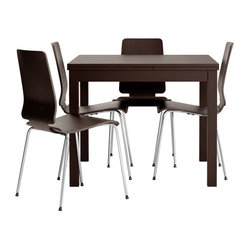 Dining table dining table and chairs ikea for Ikea dining table and chairs set