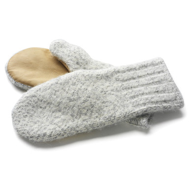 The Schladminger Milled Mitten Manufactum