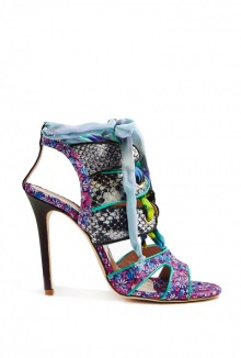 Multi Snake Sandal By Msgm