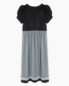 Comme Des Garcons Shirt Girl Organdy Apron Dress La Garconne