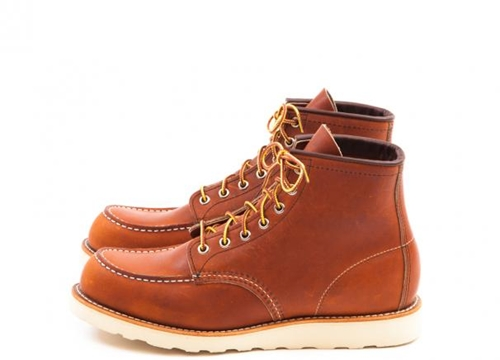 Red Wing Shoes Red Wing Shoes 875 6 Classic Moc Oro Legacy