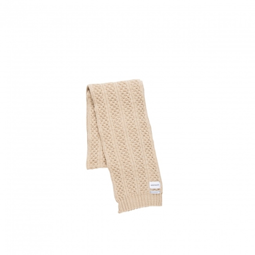 Norse Projects Cable Knit Scarf Norse Projects