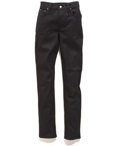 Thin Finn Org Black Ring Nudie Jeans Co Online Shop