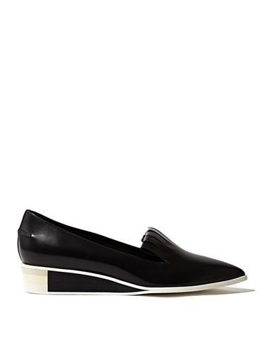 Acne Studios Women's Philippa Flat Shoes