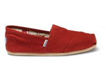 TOMS Men s Classics Canvas Slip on Deck Shoes TOMS com