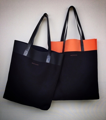 Win A Monobi Tote Bag
