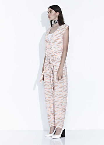 Kowtow 100 Certified Fair Trade Organic Cotton Clothing Himeji Jumpsuit
