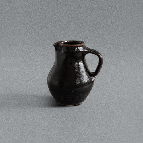 LABOUR AND WAIT Hand Thrown Jug Small