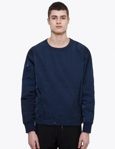 Our Legacy Pullover Sweater Navy Tres Bien