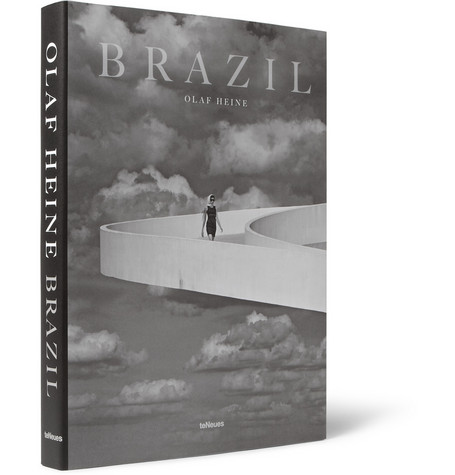 Teneues Brazil By Olaf Heine Hardcover Book Mr Porter