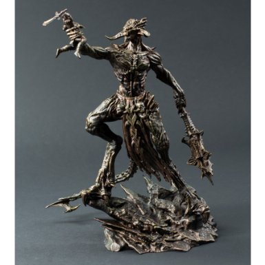 Molag Bal 12 30Cm Statue Figurine From The Elder Scrolls Online Amazon.Co.Uk Pc Video Games