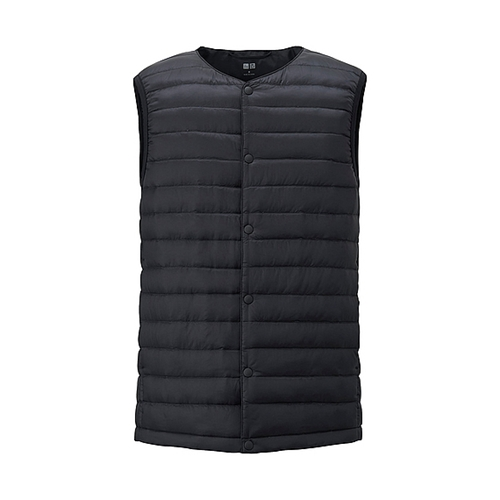 Men Ultra Light Down Compact Vest Uniqlo Uk Online Fashion Store