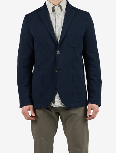 Rooney 2 Button Cotton Jacket