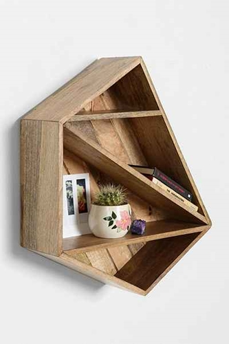 Magical Thinking Geo Shelf Urban Outfitters