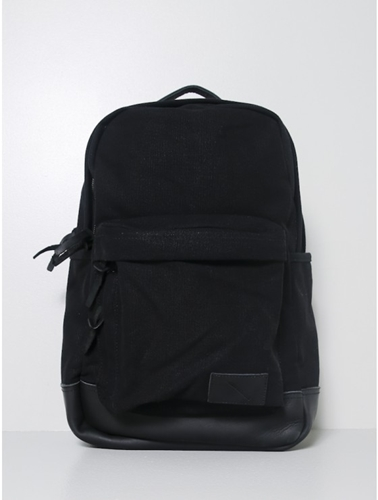 Saturdays Greg Backpack Black Oak