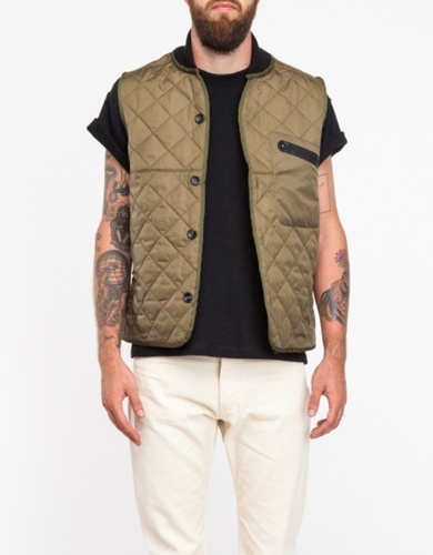 The Ryan Insulated Vest