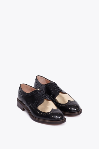Totokaelo Robert Clergerie Black Roelh Oxford