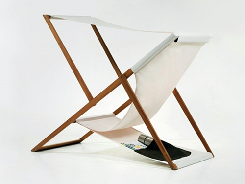 XZ Beach Chair by Numen