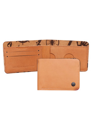 The Number Three Big Bill Bi Fold Wallet Men s Wallets Nixon Watches and Premium Accessories