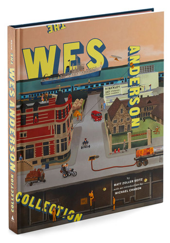 The Wes Anderson Collection Book Mod Retro Vintage Books Modcloth.Com
