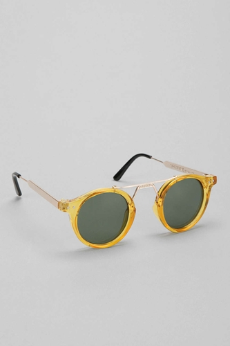 Spitfire Pr 52 Round Sunglasses Urban Outfitters