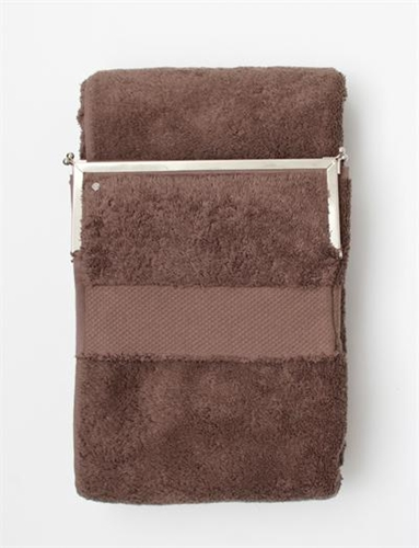 Bless Bath Towel Necessaires Brown