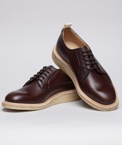 Norse Store Premium Casual and Sportswear Online Norse Projects Blucher Shoe