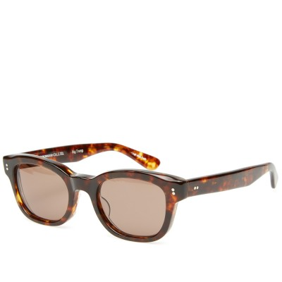Neighborhood X Effector Big Tramp Sunglasses Tiger Black