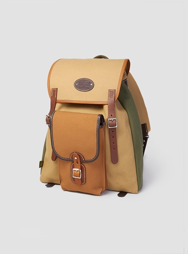 Garbstore X Chapman Rucksack Tan Couverture The Garbstore