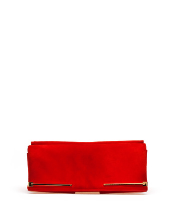 Lanvin Clutch Bag In Goatskin Handbags Women New Arrivals