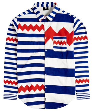 Lazy Oaf Polygraph Long Sleeve Shirt