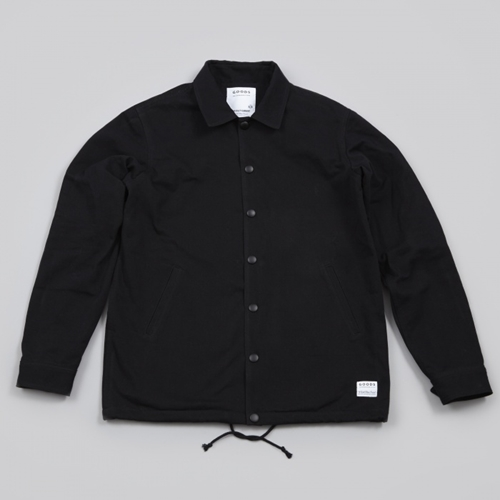 Goods By Goodhood Lft Coach Jacket Black