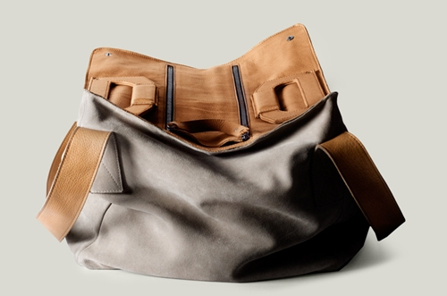 Hard Graft Square1 Holdall Driftwood