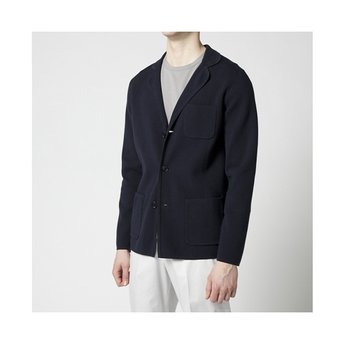 MEN Milano Rib Jacket UNIQLO UK Online fashion store
