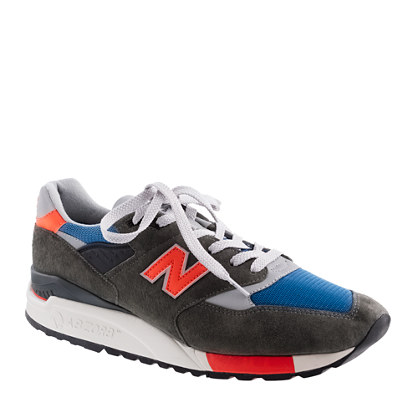 New Balance 998 sneakers shoes Men s new arrivals J Crew