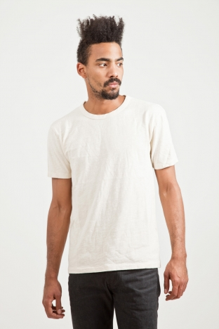 Our Legacy Perfect Tee Ivory TRES BIEN