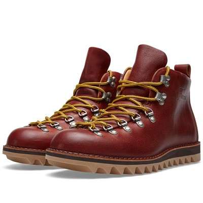 Fracap M120 Ripple Sole Scarponcino Boot Arabian