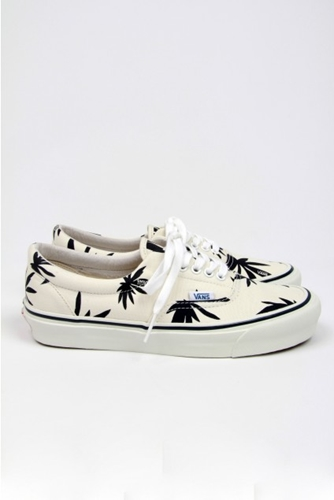 VANS OG Era RE STOCK Palm White Vans Designers TheNextDoor