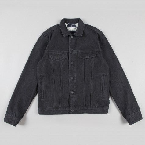 Paul Smith Double Face Indigo Weft Denim Jacket Indigo