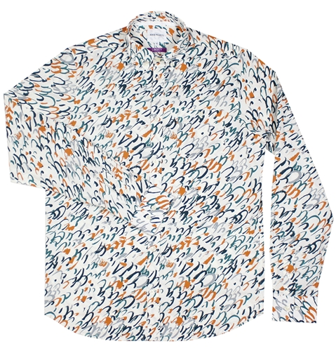 Norse Projects Anton Flaneur Liberty Print Shirt Huh. Store