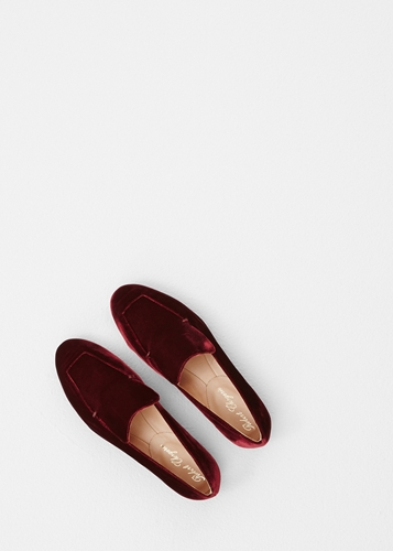 Totokaelo Robert Clergerie Red Sikoth Loafer