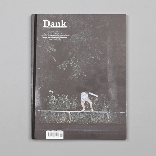 Flatspot Dank Magazine Issue 3
