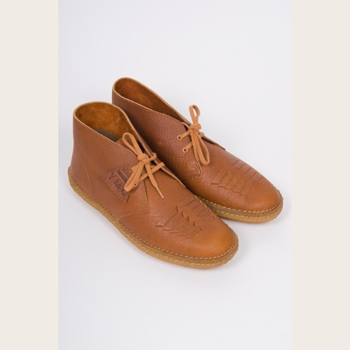 Ymc X Clarks Boot Tan Ideology Boutique