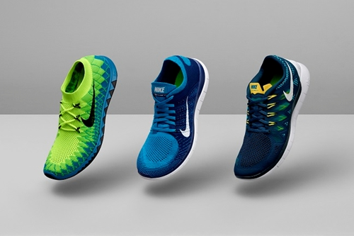 Nike Free 2014 Collection