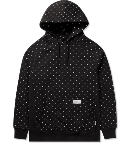 Publish Black Kaplan Fleece W Polka Stars Hoodie Hypebeast Store