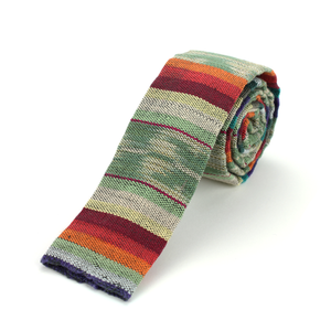 Old Faithful Shop The Hill Side Turquoise IKat Tie